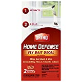 Scotts Home Defense Fly Bait Decal For Windows - 2 Pack