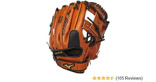 6d4480b28096 Amazon.com: Mizuno Prospect Baseball Glove, Youth/Kids: Sports & Outdoors