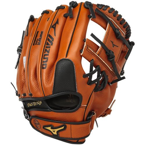 Mizuno Prospect Baseball Glove, Peanut, Youth/Kids, 11.5