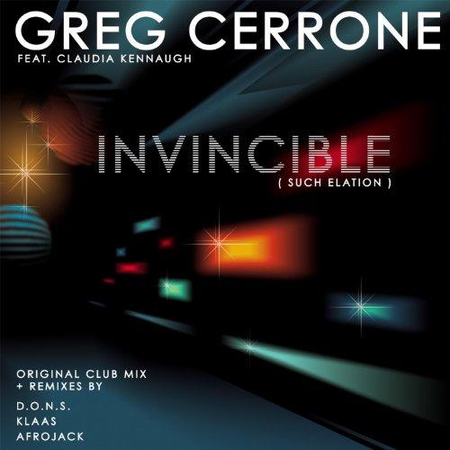 invincible by greg cerrone on amazon music amazoncom