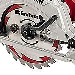 einhell-TE-CS-165-Sega-Circolare-Grigio-Rosso