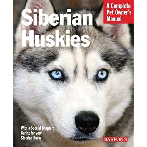 Siberian huskies complete pet owners manual kerry kern siberian huskies complete pet owners manual kerry kern 9780764145933 amazon books fandeluxe