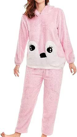 MEIbax Pijama Animal Unicornio Entero para Adultos Pijama ...
