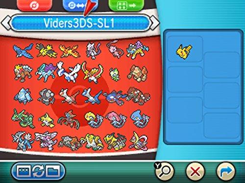 Legendary Pokemon Shiny Omega Sapphire na product image