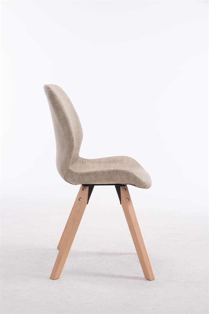 Chaise Visiteur Perth Similicuir Design Scandinave I Chaise