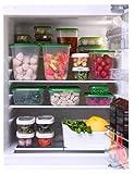 Ikea Set 17pc Food Savers w/ Lids BPA Free Plastic Containers Picnic Party Freezer Microwave Dishwasher Safe Kitchen Storage Box Set Pruta