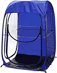 2 Person Pop-up Ice Fishing Shelter Tent,Portable Outdoor Fishing Camping Tent, UV Function 100100150cm, Ice F