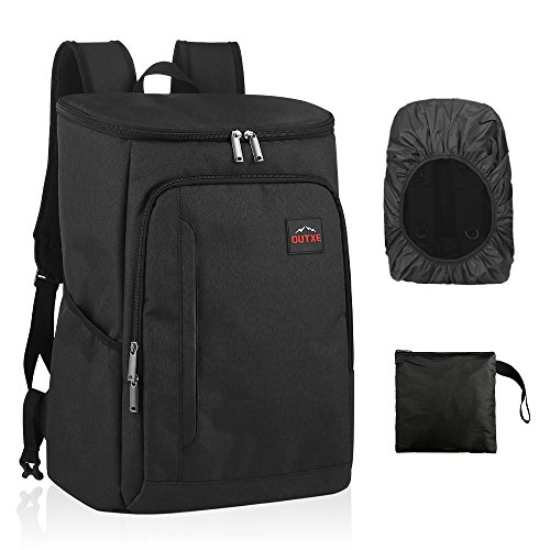 OUTXE Cooler Backpack Insulated 28L Cooler Bag for 14