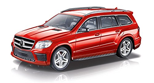 Mercedes Rc Car (Braha Mercedes Benz GL550 118 R/C Car, Red)