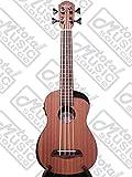 Oscar Schmidt Comfort Series Bass Ukulele, Mahogany Top, Back and Sides