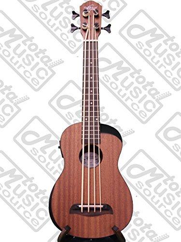 Oscar Schmidt Comfort Series Bass Ukulele, Mahogany Top, Back & Sides