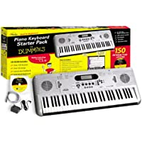 eMedia FD05107 Piano Keyboard Starter Pack For Dummies