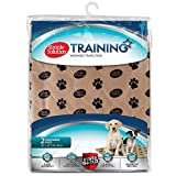 Simple Solution 2-Pack Washable Training and Travel Pad, Large
