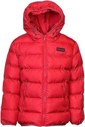 hummel Zip Up Jacket for Girls, Color Red - Size 10