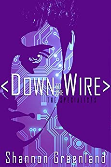 Down Wire Teen Thriller Specialists ebook product image