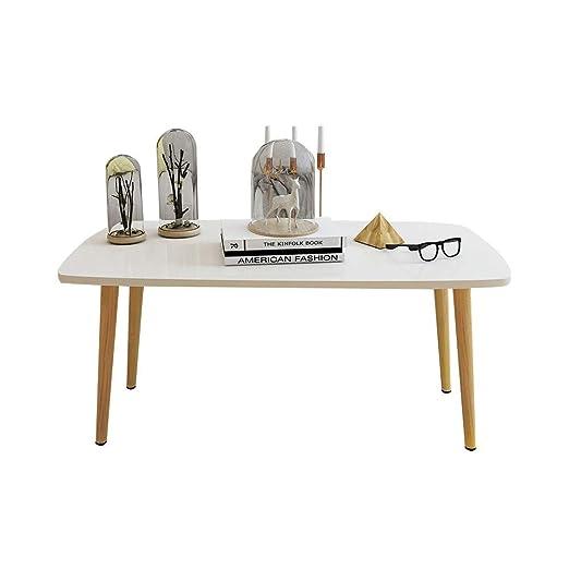 Table 87 Xiaoyan - Mesa de café nórdica, Mesa de té Cuadrada de ...