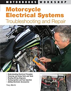 how to advanced custom motorcycle wiring custom builder jeff rh amazon com Motorcycle Wiring For Dummies Motorcycle Wire Connectors