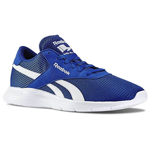 Reebok Royal EC Ride Zapatillas de deporte, Niños Azul / Blanco (Collegiate Royal/White)