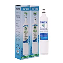 2-pack OnePurify  Water Filter Replacement Cartridge for LG, Kenmore, Swift Green, Water Sentinel, Supco, Amana, Maytag