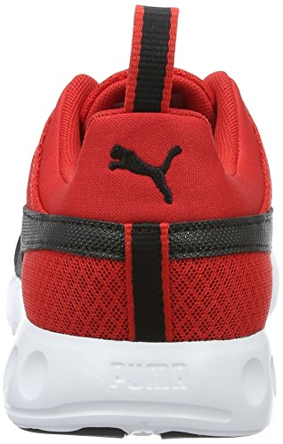Puma Running Homme Mesh puma Red Chaussures Carson De Risk Rouge Entrainement 06 high Black rIH5wrYq