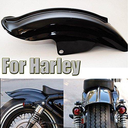 Motorcycle Rear Mudguard Fender Accessory For Bobber Racer Harley cafe racer