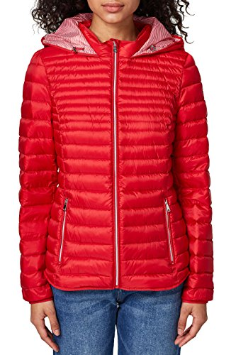 630 Blouson Rouge Esprit Red Femme 7Opw4xq1I