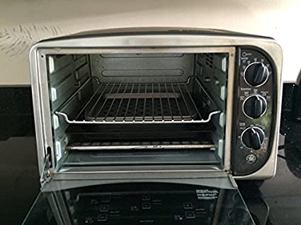 amazon com general electric convection toaster oven kitchen dining rh amazon com GE Toaster Oven Rotisserie Chicken GE Toaster Oven Rotisserie Chicken