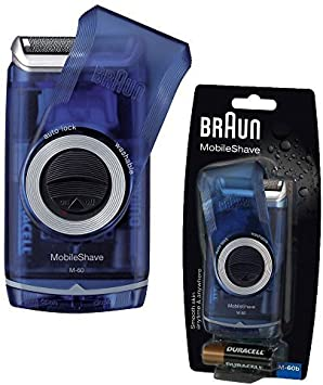 Braun M60 lavable portable travel Smart Foil para hombre ...