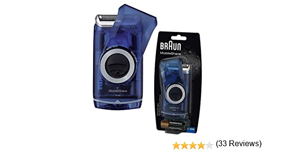 Braun M60 lavable portable travel Smart Foil para hombre ...