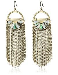 Lucky Brand Abalone Earrings