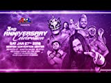 AML Wrestling - 3rd Anniversary Celebration 1.27.18