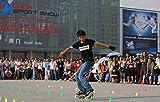 Mini Skater 3 Inch Adult Kid Plastic Windproof