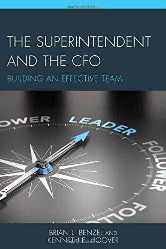 The Superintendent and the CFO: Building an Effective Team