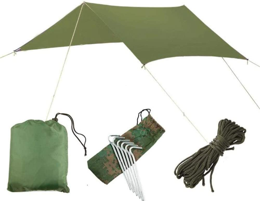 HO-TBO Refugio de Lona, Protección UV 9.8x9.8 pies de la Hamaca ...