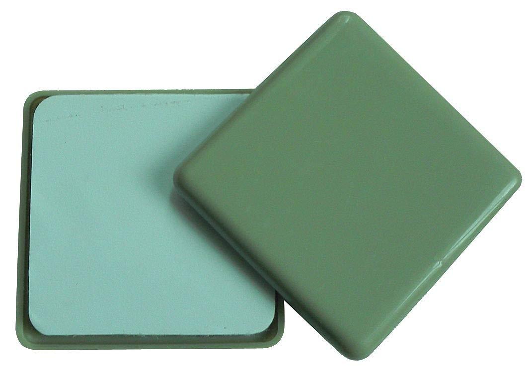 Square Self-Stick Adhesive Furniture Glides, Tan, 2-1/2'' x 2-1/2'', 4PK - 10G202 (Pack of 5)
