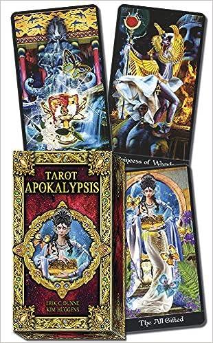 Tarot Apokalypsis Deck: Dunne, Erik C., Huggens, Kim: 9780738751474:  Amazon.com: Books