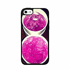 Lean in Styrofoam Cup - Plastic Phone Case Back Cover iPhone 5 5s
