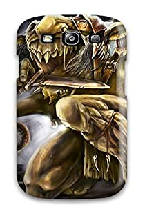 Nannette J. Arroyo's Shop 8542598K86468030 Tpu Case Cover For Galaxy S3 Strong Protect Case - Dark Design