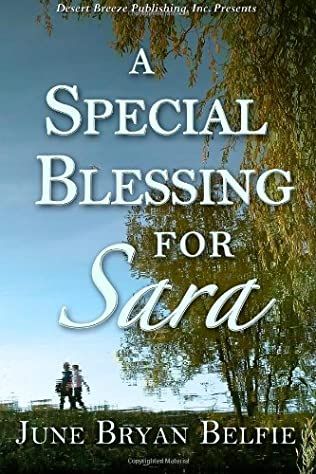 book cover of A Special Blessing for Sara