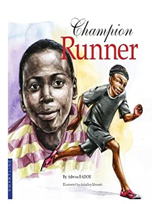 book cover of Champion Runner