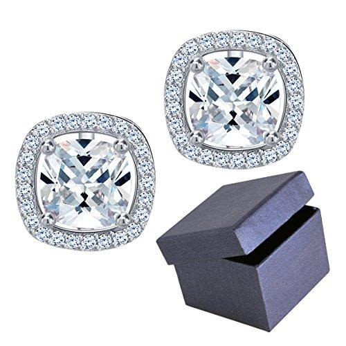 8cb1a9392d4f 85% OFF Colgante para mujer plata 925 joyas set 45 cm 3 A Circonita  Pendientes