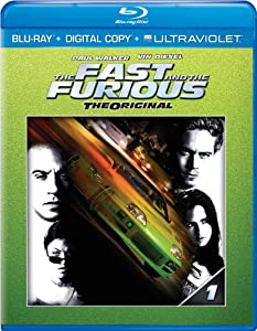 Cover Image for 'Fast and the Furious (Blu-ray + Digital Copy + UltraViolet), The'