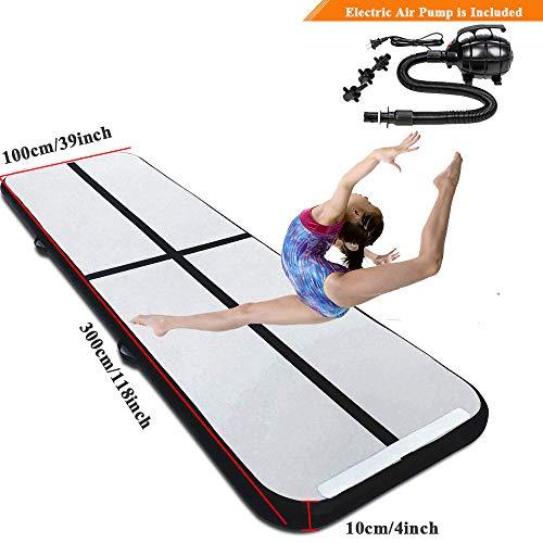 Amazon.com: Matladin - Alfombrilla hinchable para gimnasia ...