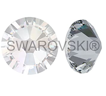 766e9527852e Online de sombrero 40 Swarovski® piedras Crystal Moonlight (001mol ...
