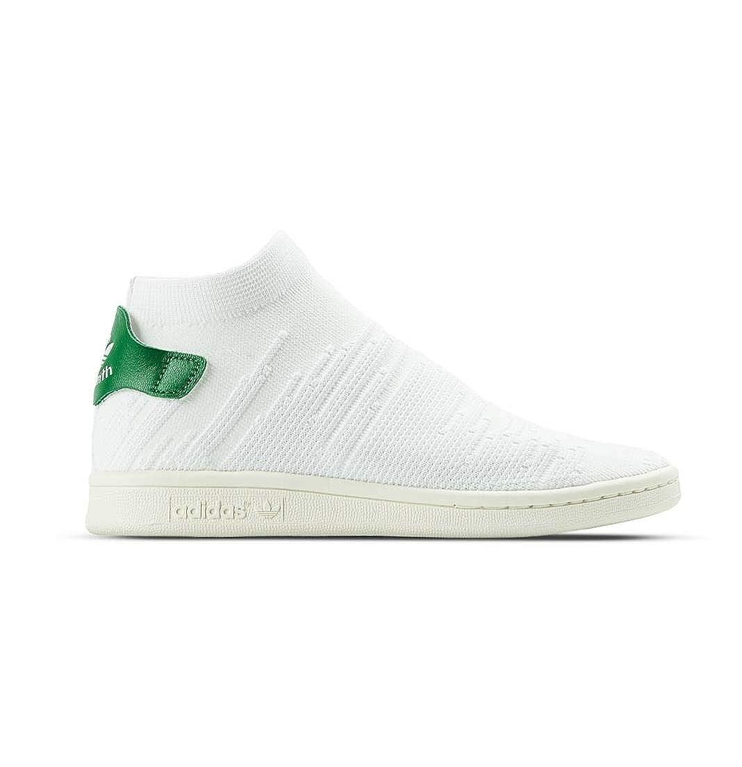 adidas Stan Smith Sock Primeknit, Scarpe da Ginnastica Basse