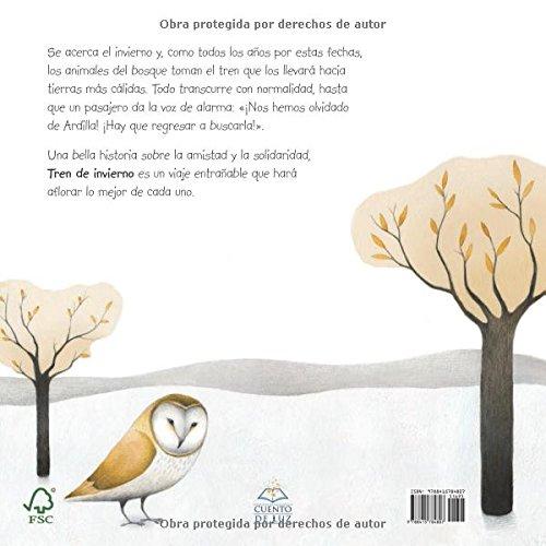 Tren de invierno: Amazon.es: Susanna Isern, Ester Garcia: Libros