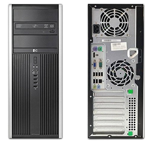 Price comparison product image HP Compaq 8200 Elite CMT / Core i7-2600 @ 3.4 GHz / 8GB DDR3 / 500GB HDD / DVD-RW / No OS