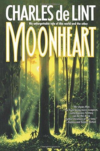 Charles de Lint - Moonheart. Urban Fantasy Roman
