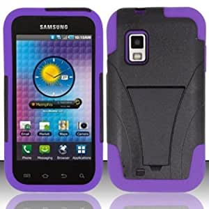 Viesrod - Importer520 For Samsung Fascinate i500 (Verizon) - HYBRID Dual Heavy Duty Hard Case and Soft Silicone Skin Cover...