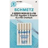 ELX705 Serger Needles -Size 14/90 5/Pkg (74063)